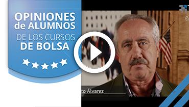 Opiniones Tortugas Hispánicas; Testimonio de Luis María sobre nuestro curso de bolsa.