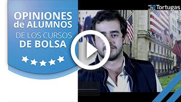 Opiniones Tortugas Hispánicas; Testimonio de Pau Prat sobre nuestro curso de bolsa.