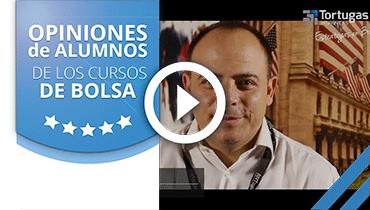 Opiniones Tortugas Hispánicas; Testimonio de Pedro Luis sobre nuestro curso de bolsa.