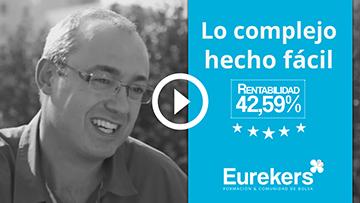 Testimonio rentabilidad cartera inversion de Albert Gascón