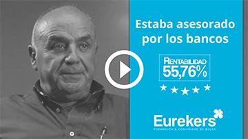 Testimonio rentabilidad cartera inversion de Emiliano García