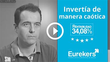 Testimonio rentabilidad cartera inversion de Felipe Rego