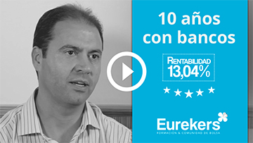Rentability's users from stock market course from José Morales