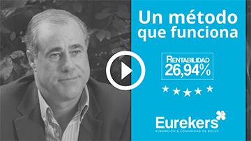 Testimonio rentabilidad cartera inversion de Juan Hernández