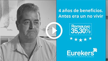Testimonio rentabilidad cartera inversion de Raúl Font
