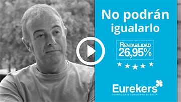Testimonio rentabilidad cartera inversion de Tomás Valero