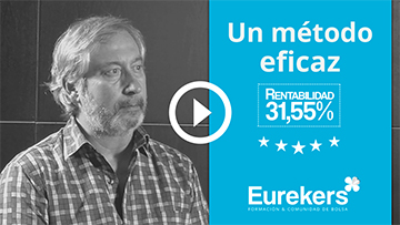 Rentability's users from stock market course from Vicente Mestre