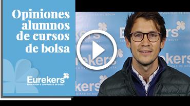 Vídeo de la opinión del curso de bolsa de Xavier Colominas